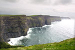 Cliffs of Moher, Zuid-west Ierland.